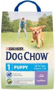 Purina Dog Chow Puppy Lamb&Rice 2,5kg