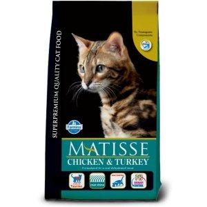 Matisse Cat Adult 20kg Chicken & Turkey