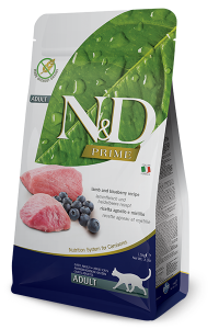 ND Cat NG Adult 1,5kg Lamb&Blueberry