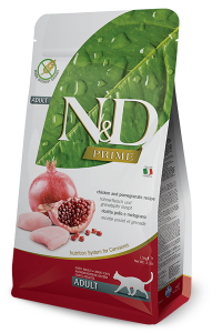 ND Cat NG Adult 300g Chicken&Pomegranate