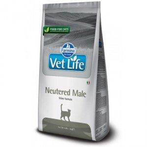 Vet Life Cat 400g Neutered Male