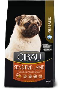 Cibau Dog Sensitive Lamb Mini 800g