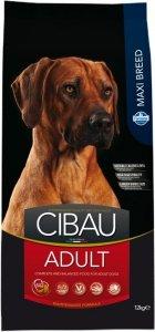 Cibau Dog Adult Maxi 12kg+2kg