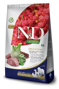 ND Dog NG Adult Quinoa 800g Digestion Lamb&Fennel