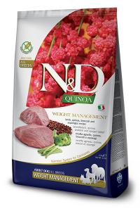 ND Dog NG Adult Quinoa 800g Weight Management