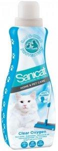 SaniCat Oxygen Higenizujący płyn do podłóg 1L