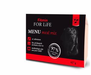 Fitmin For Life Menu meat 427g dla psa