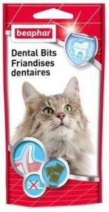 Beaphar Cat Dental Bits 35g na zęby dla kota