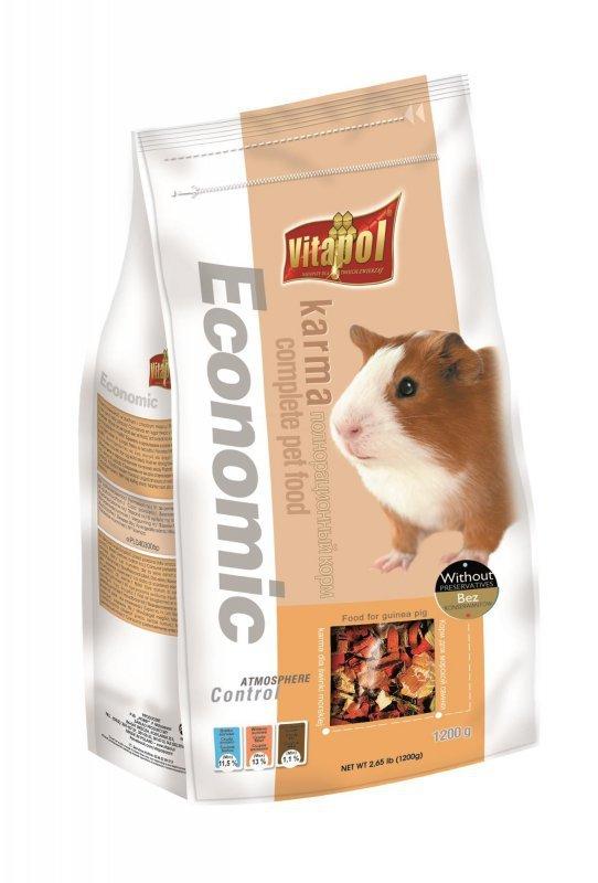 VITAPOL Pokarm Economic dla świńki 1200g