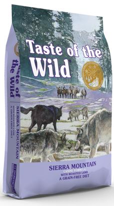 Taste of the Wild Adult Sierra Mountain 5,6kg