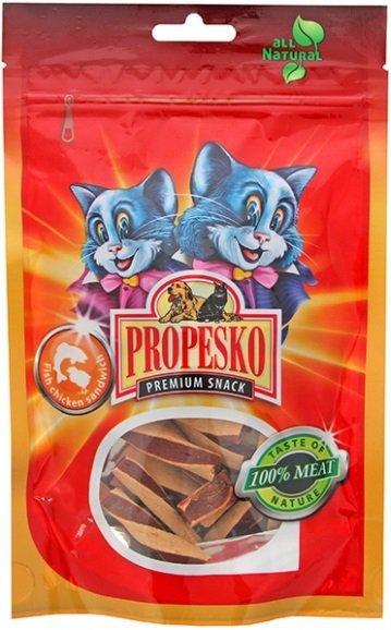 Propesko Sandwich 70g drób-ryba dla kota