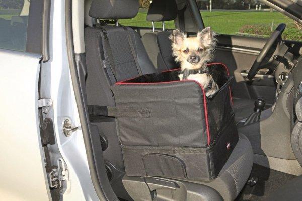 Trixie Fotel samochodowy dla psa 45x38x37cm