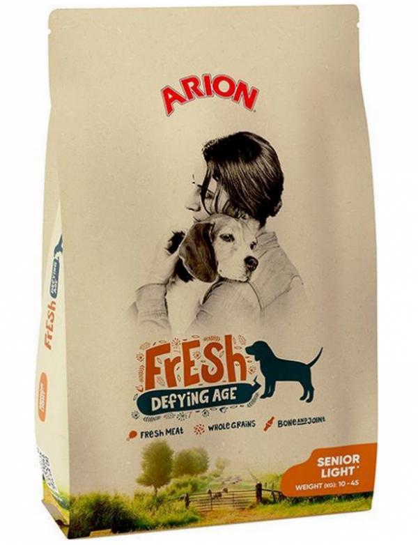 Arion Fresh Senior Light 12kg