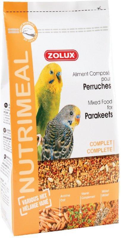 Zolux NutriMeal Pokarm Papugi faliste 2,5kg
