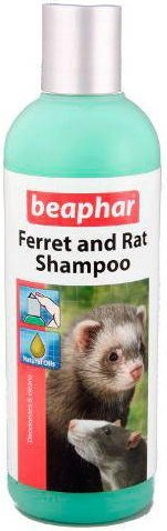 Beaphar  Szampon dla fretki i szczura 250ml