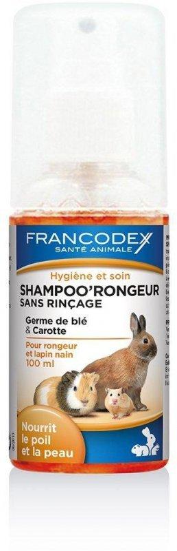 Francodex Szampon dla gryzoni bez spłukiwania 100ml