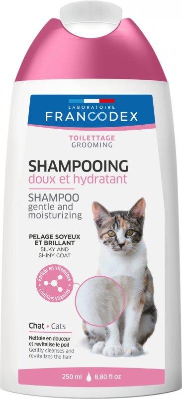 Francodex Szampon zwiększający objetość sierści dla kota 250ml