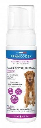 Francodex Pianka przeciwpasożytom dla psa 150ml