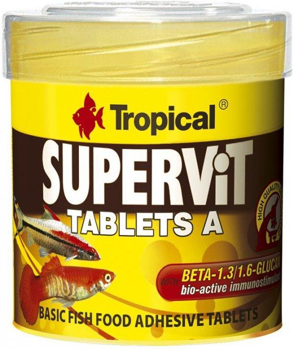 Tropical Supervit Tablets A 50ml (36g)
