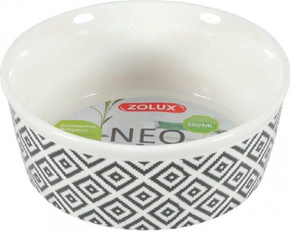 Zolux Miska gres dla gryzonia NEO 250ml beżowa