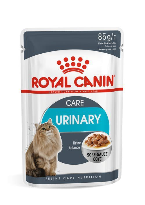 Royal Canin Urinary Care w sosie 85g
