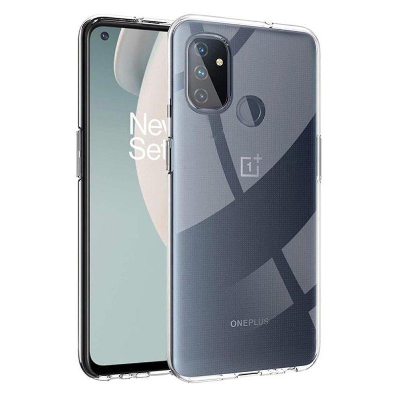 Futerał Back Case Ultra Slim 0,5mm do ONE PLUS NORD N100