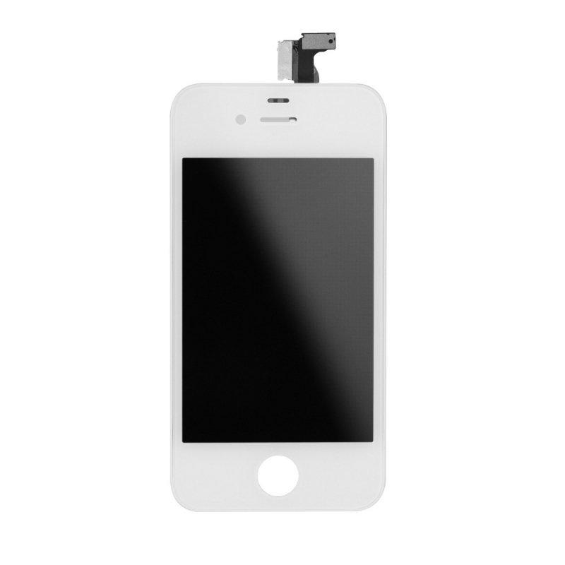 Wyświetlacz do iPhone 4G z ekranem dotykowym białym
