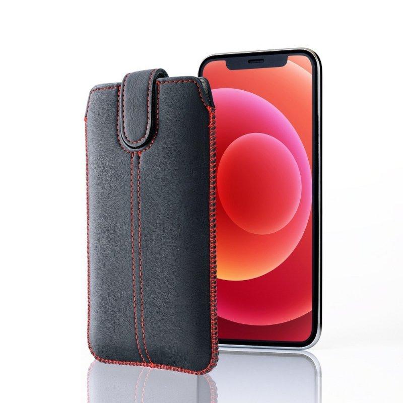 Forcell Ultra Slim M4- do Iphone 13 MINI / 12 MINI /6/7/8 / Samsung i9500 Galaxy S4/Galaxy A3 czarny