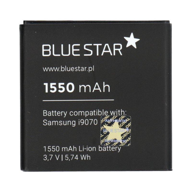 Bateria do Samsung I9070 Galaxy S Advance 1550 mAh Li-Ion Blue Star PREMIUM