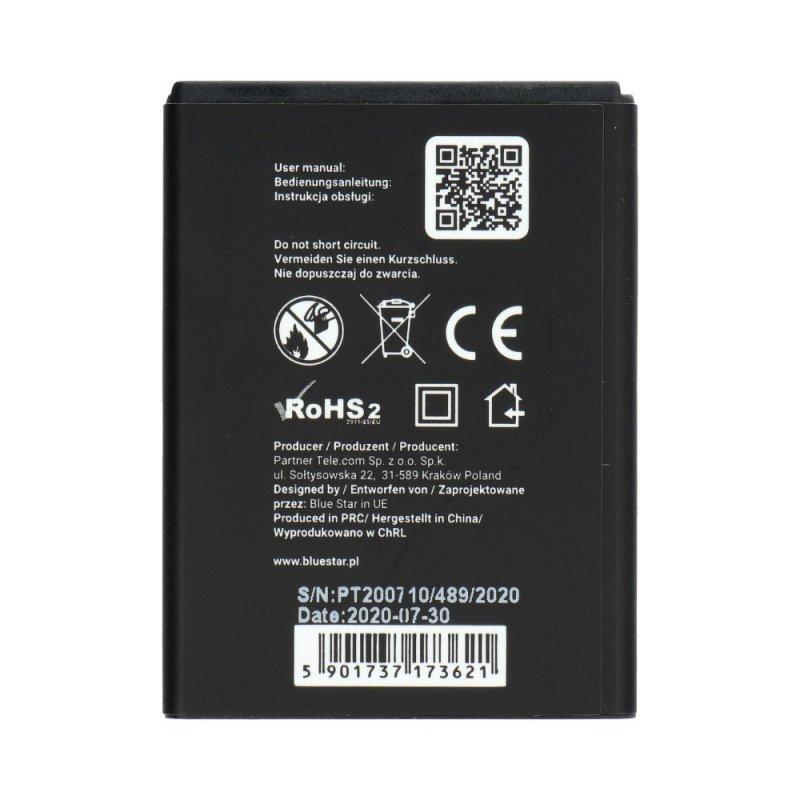 Bateria do Samsung S5830 Galaxy Ace/ Galaxy Gio (S5670) 1600 mAh Li-Ion Blue Star PREMIUM
