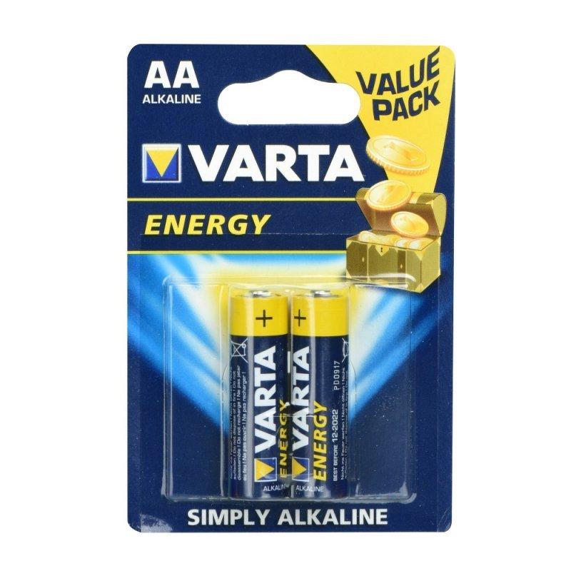 Bateria Alkaliczna VARTA R6 (AA) 2 szt. Energy