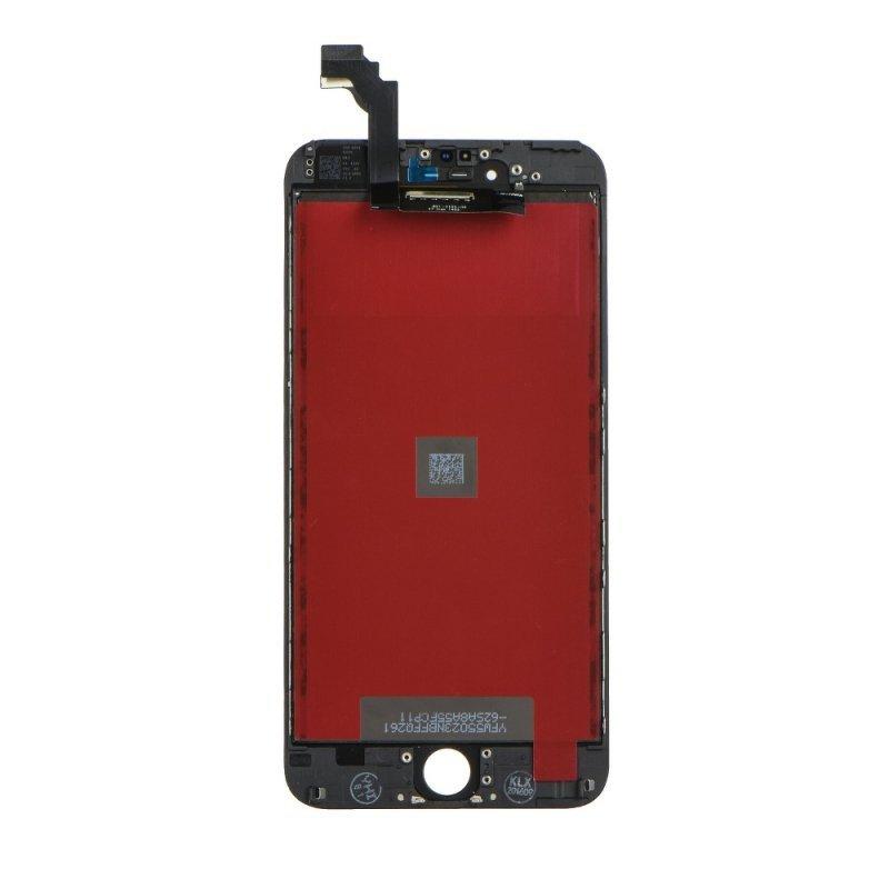"""Wyświetlacz do iPhone 6 5,5""""  z ekranem dotykowym czarnym HQ"""