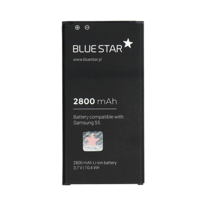 Bateria do Samsung Galaxy S5 2800 mAh Li-Ion Blue Star PREMIUM