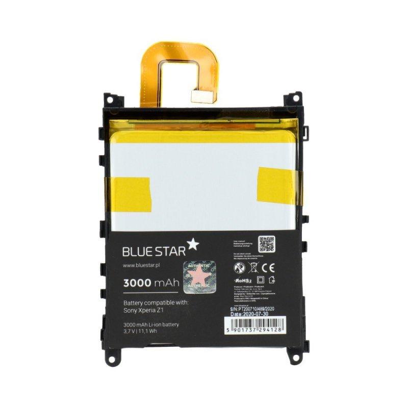 Bateria do Sony Xperia Z1 3000mAh Li-Poly Blue Star PREMIUM
