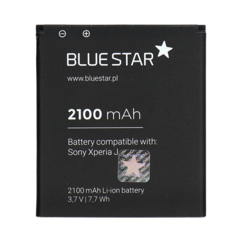 Bateria do Sony Xperia J (ST26I)/Xperia TX (LT29I)/Xperia M / L / E1 2100 mAh Li-Ion Blue Star PREMIUM