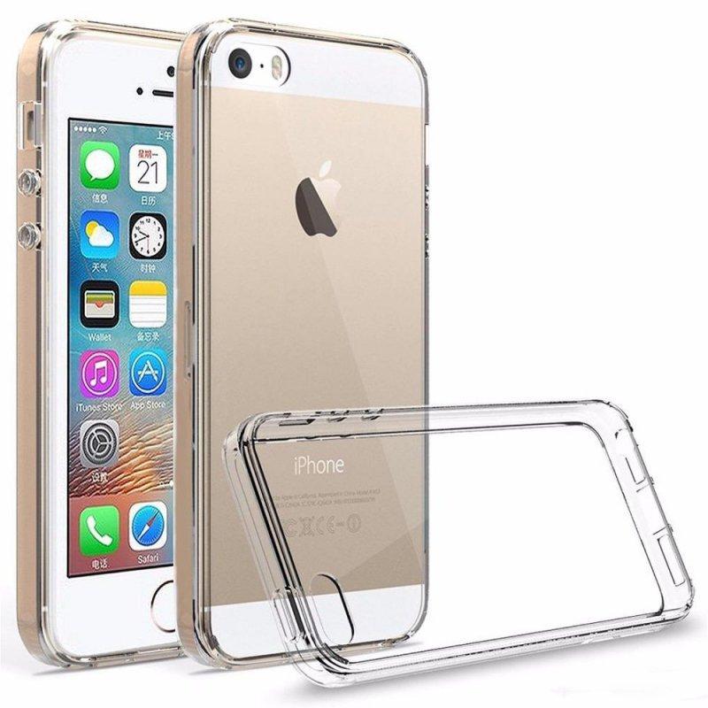 Futerał Back Case Ultra Slim 0,5mm do IPHONE 5/5S