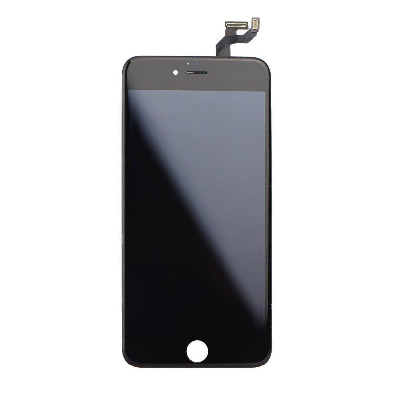 """Wyświetlacz do iPhone 6S 5,5""""  z ekranem dotykowym czarnym HQ"""