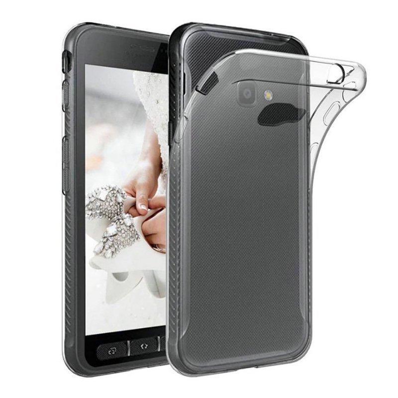 Futerał Back Case Ultra Slim 0,3mm do SAMSUNG Galaxy Xcover 4 / 4S transparent