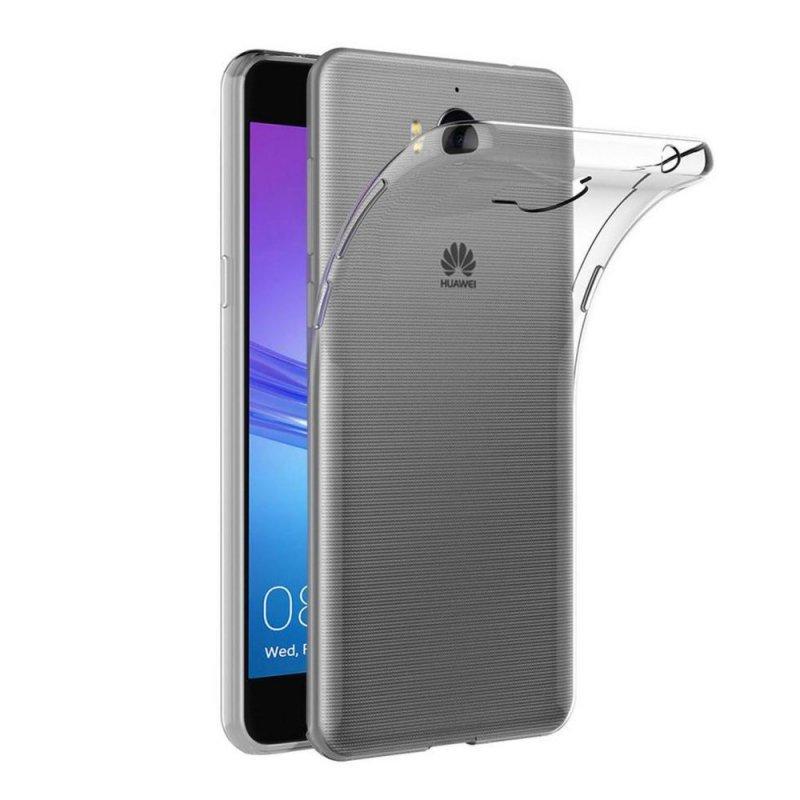 Futerał Back Case Ultra Slim 0,5mm do HUAWEI Y5 2017/Y6 2017