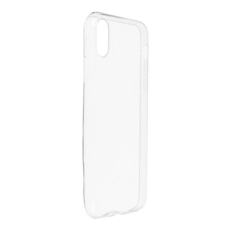 Futerał Back Case Ultra Slim 0,3mm do IPHONE X transparent
