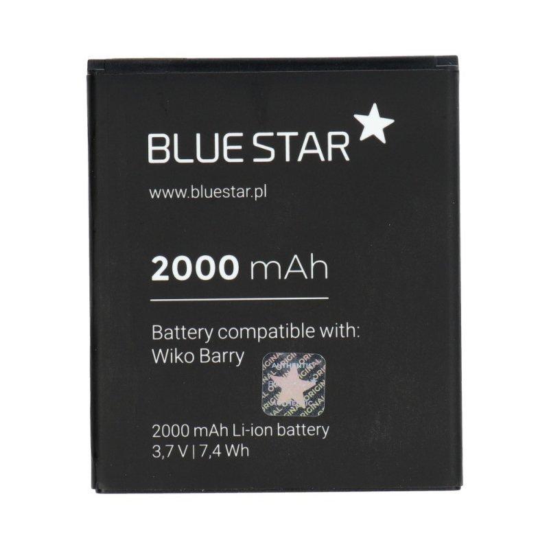 Bateria do Wiko Barry 2000 mAh Li-Ion Blue Star