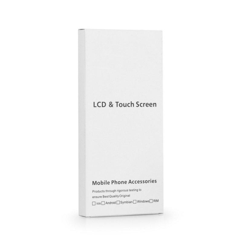 """Wyświetlacz do iPhone 8 5,5""""  z ekranem dotykowym białym HQ"""