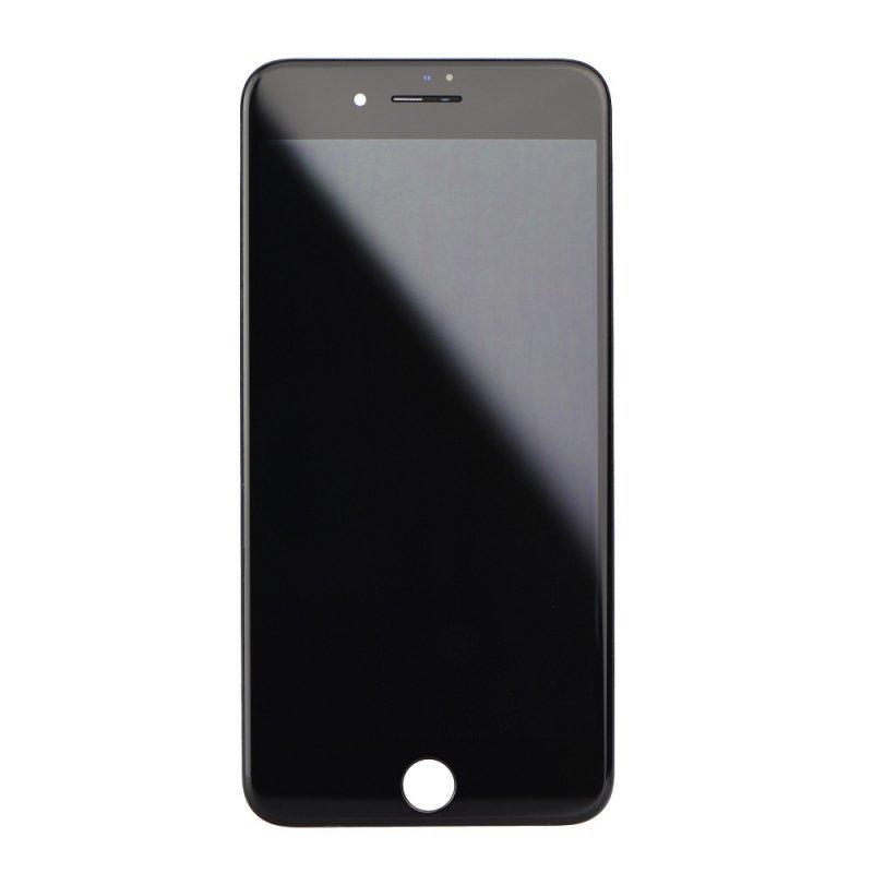 """Wyświetlacz do iPhone 8 5,5""""  z ekranem dotykowym czarnym HQ"""