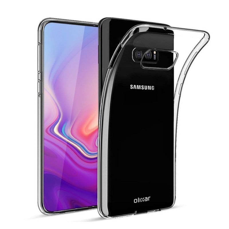 Futerał Back Case Ultra Slim 0,5mm do SAMSUNG Galaxy S10e