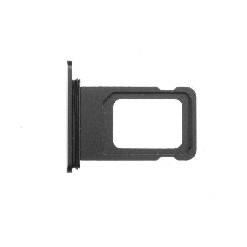 Szufladka karty SIM EQ IPHO XR czarny