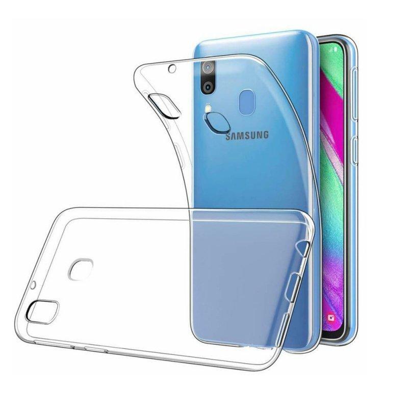 Futerał Back Case Ultra Slim 0,5mm do SAMSUNG Galaxy A40
