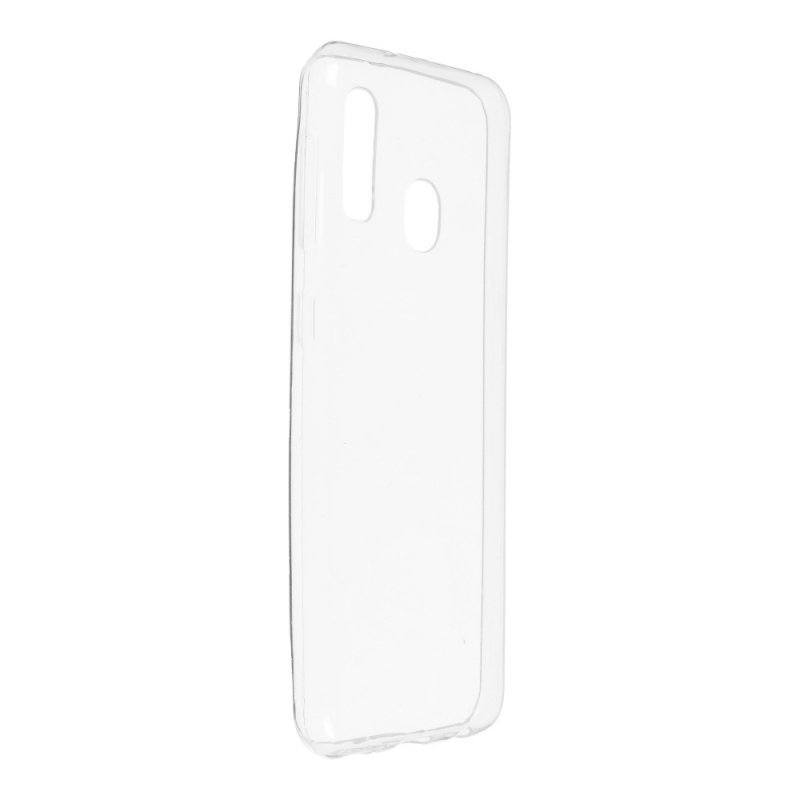 Futerał Back Case Ultra Slim 0,3mm do SAMSUNG Galaxy A20E transparent