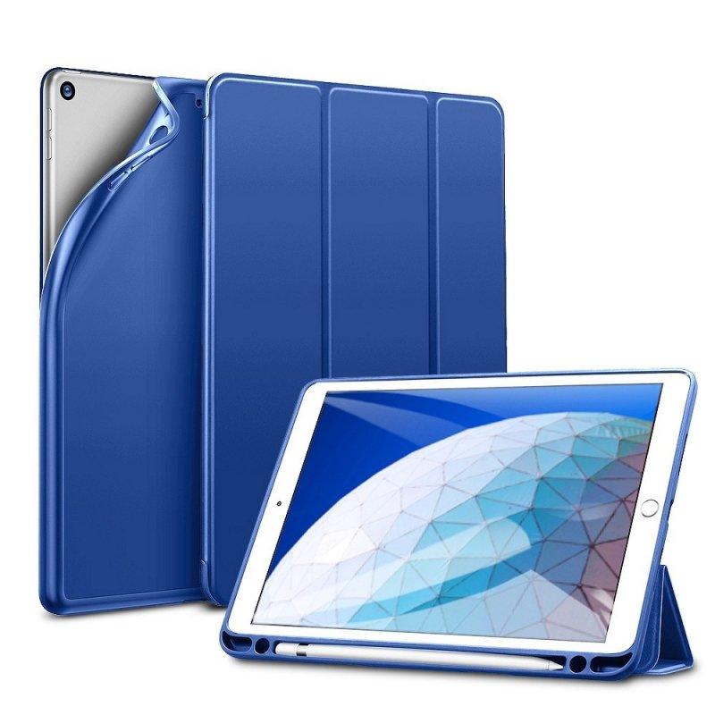 "Futerał ESR Rebound pencil holder iPad Air 3 (10.5"") 2019 granatowy"