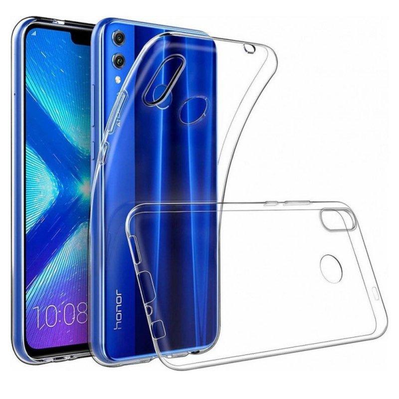 Futerał Back Case Ultra Slim 0,5mm do HUAWEI Honor View 10 Lite