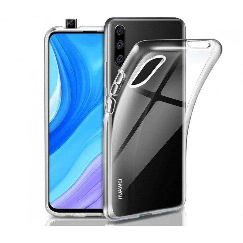 Futerał Back Case Ultra Slim 0,5mm do HUAWEI P Smart Z